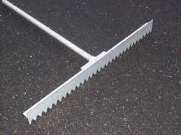 Where to find ASPHALT LUTE RAKE in Olympia