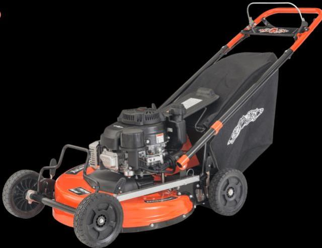 Where to find BAD BOY PUSH MOWER 25  KAW in Olympia