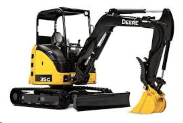 Where to find EXCAVATOR 8000 LB in Olympia