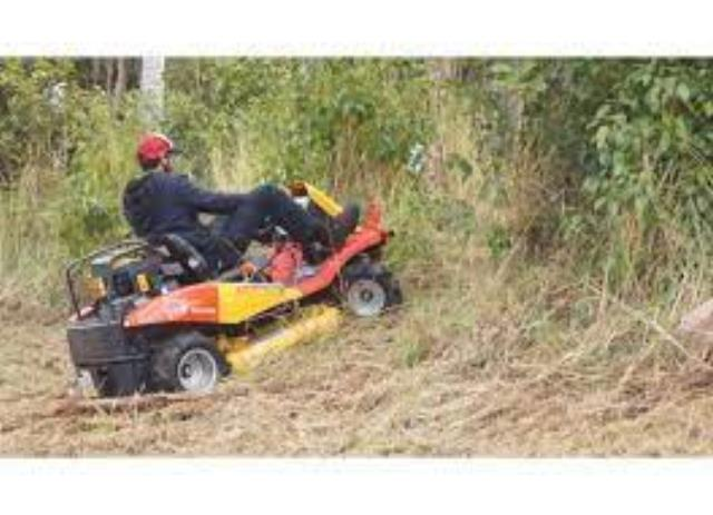 Canycom 4wd Riding Field Mower Rentals Olympia Wa Where
