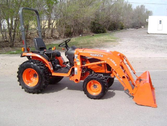 Where to find KUBOTA TRACTOR B2620 in Olympia