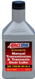 Rental store for AMSOIL 75W-90 MANUAL TRANS GL4 in Olympia WA
